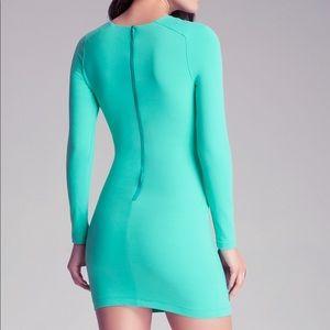 🆕 Bebe Emerald Green Body Con